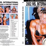 2002 Ms. International Pump Room & Finals Posing