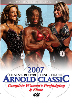 2007 Arnold Classic Women's Prejudging Download