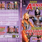 2009 Arnold Classic Women Prejudging & Show (DVD)