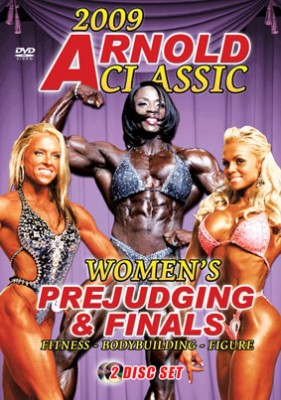 2009 Arnold Classic Women Prejudging & Show