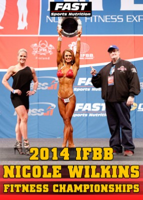 2014 Nicole Wilkins Fitness Championships