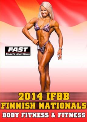 2014 IFBB Finnish Nationals Women