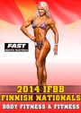 2014 IFBB Finnish Nationals Women