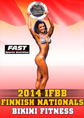 2014 Finnish Nationals Bikini