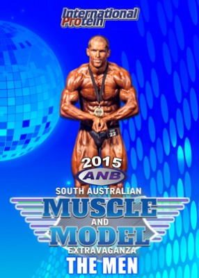 2015 ANB SA Muscle & Model Extravaganza - Women Part 1