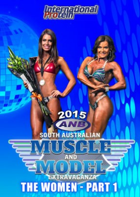2015 ANB SA Muscle & Model - Women part 1