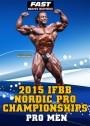 2015 IFBB Nordic Pro Championships: Men