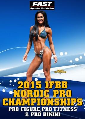 2015 IFBB Nordic Pro Championships: Women