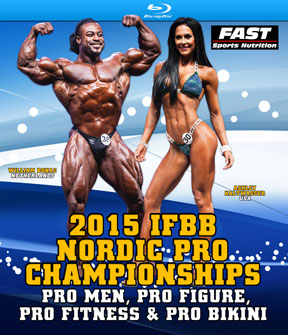 2015 Nordic Pro Blu-Ray