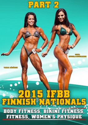 2015 IFBB Finnish Nationals Women Part 2