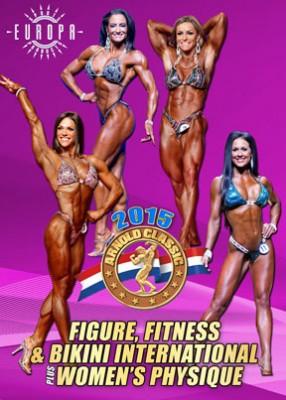 2015 Arnold Classic Pro Women