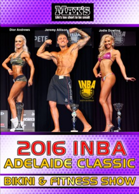 2016 INBA Adelaide Classic Bikini & Fitness