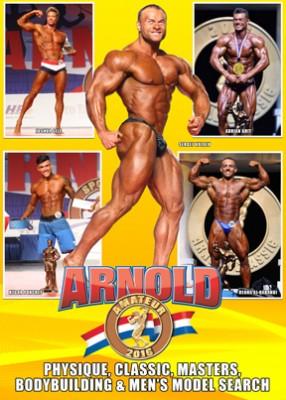 2016 Arnold Classic Amateur Men