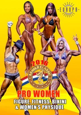 2016 Arnold Classic USA Pro Women