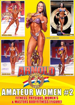 2016 Arnold Classic USA Amateur Women # 2
