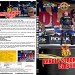 2016 Arnold USA Strongman