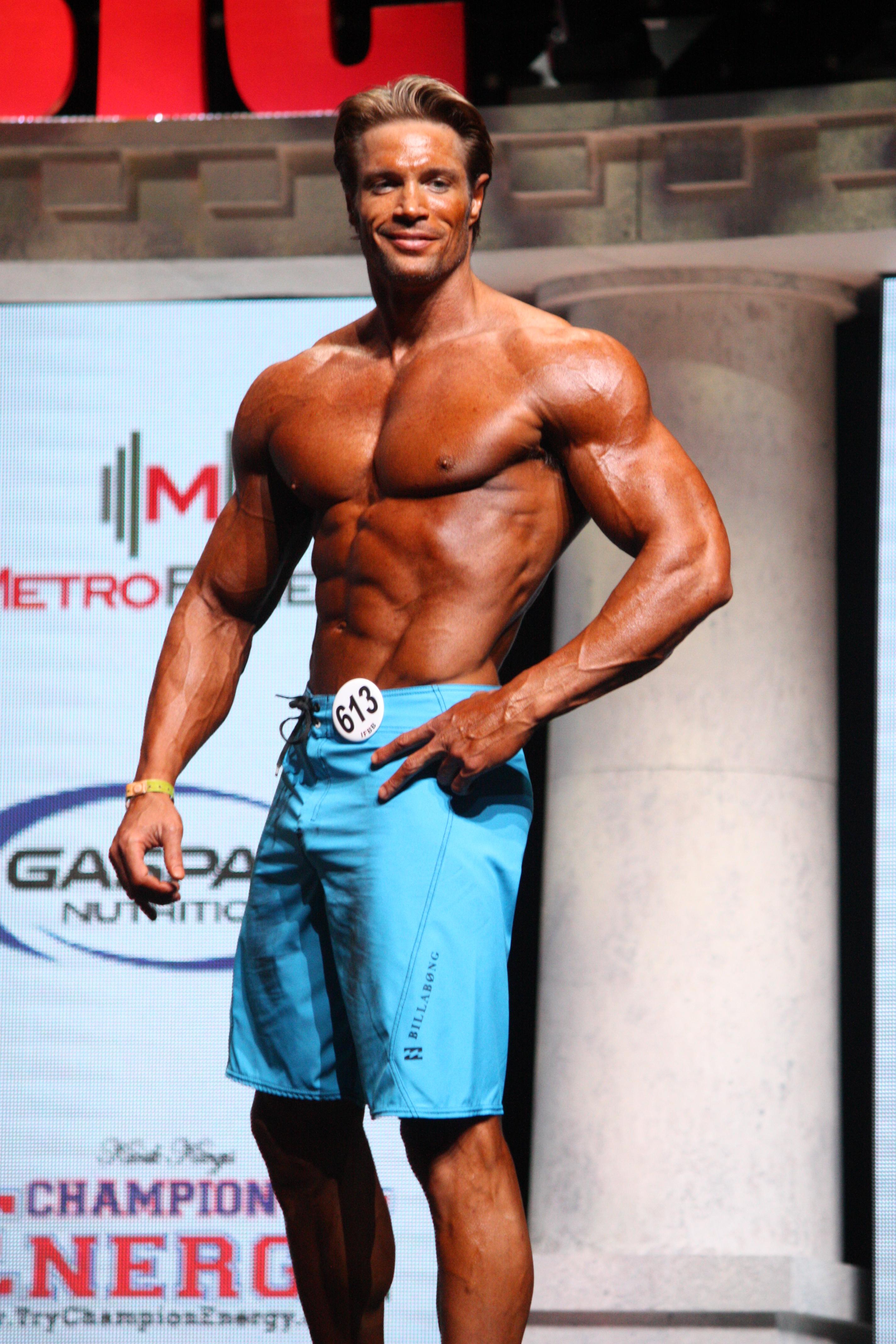 2015 Arnold Classic Amateur Men (DVD) - GMV Bodybuilding
