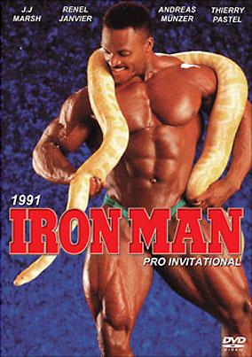 1991 Iron Man Pro Invitational