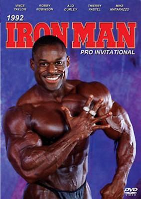 1992 Iron Man Pro
