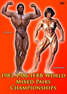 1983-1986 IFBB World Mixed Pairs Championships