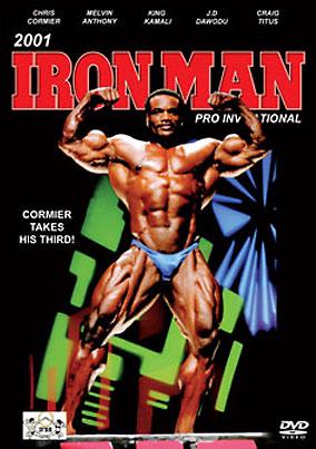 2001 Iron Man Pro International