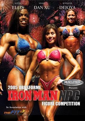2005 Iron Man NPC Figure Competition