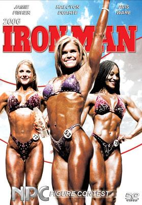 2006 Iron Man NPC Figure Contest