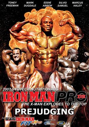 2007 Iron Man Pro Prejudging
