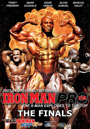 2007 Iron Man Pro - The Finals