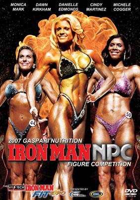 2007 Iron Man NPC Figure Competition