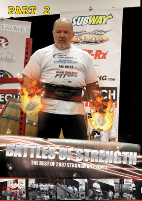 2007 Strongman at the Arnold Sports Festival