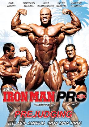 2008 Iron Man Pro Prejudging