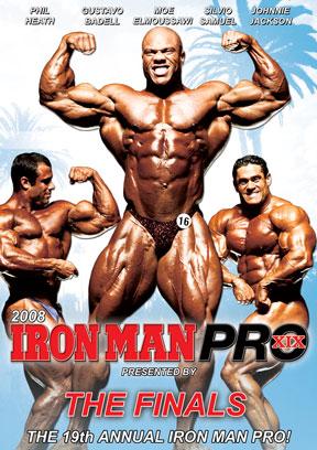 2008 Iron Man Pro Finals